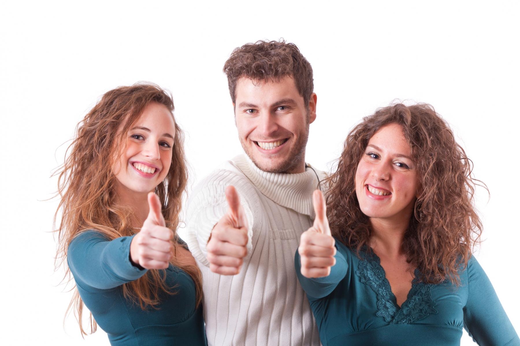 Una dosis de serenidad conecta con personas positivas - Energias positivas en las personas ...