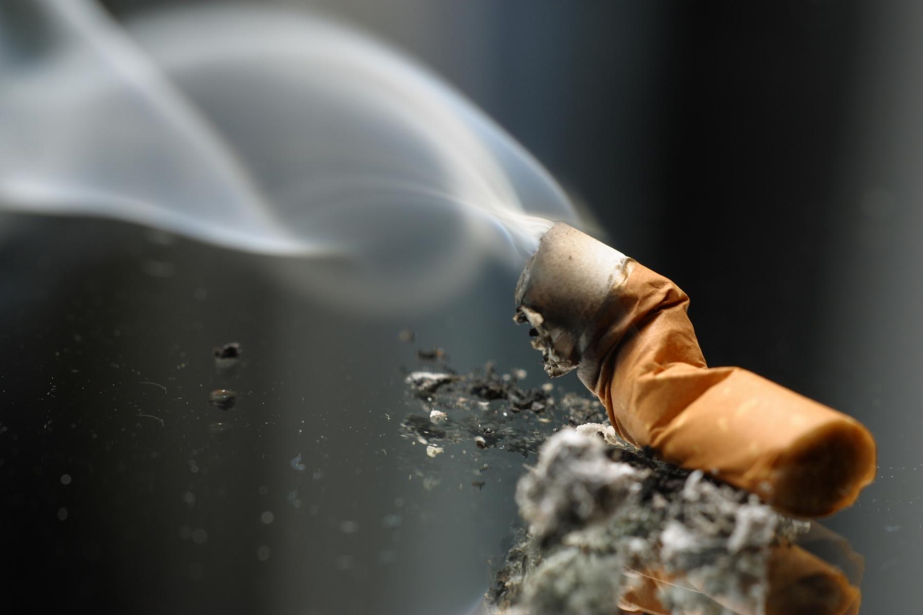 Que cambios pasan después de que la persona dejará a fumar