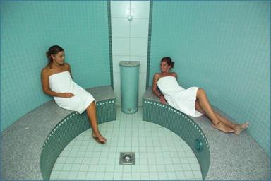 Cabina Sauna Vapor : Diferencias entre sauna y vapor salud
