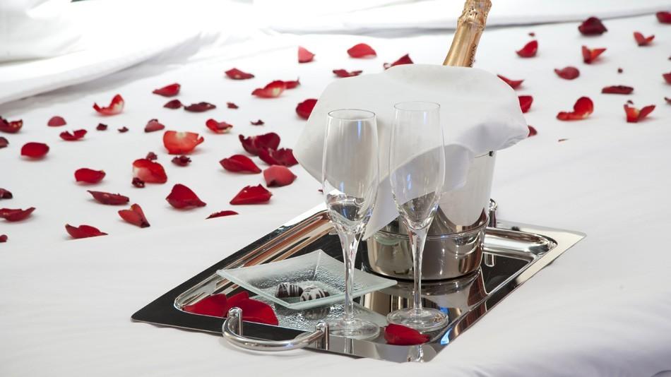 5 tips para una noche de bodas espectacular salud180 - Ideas noche romantica en casa ...